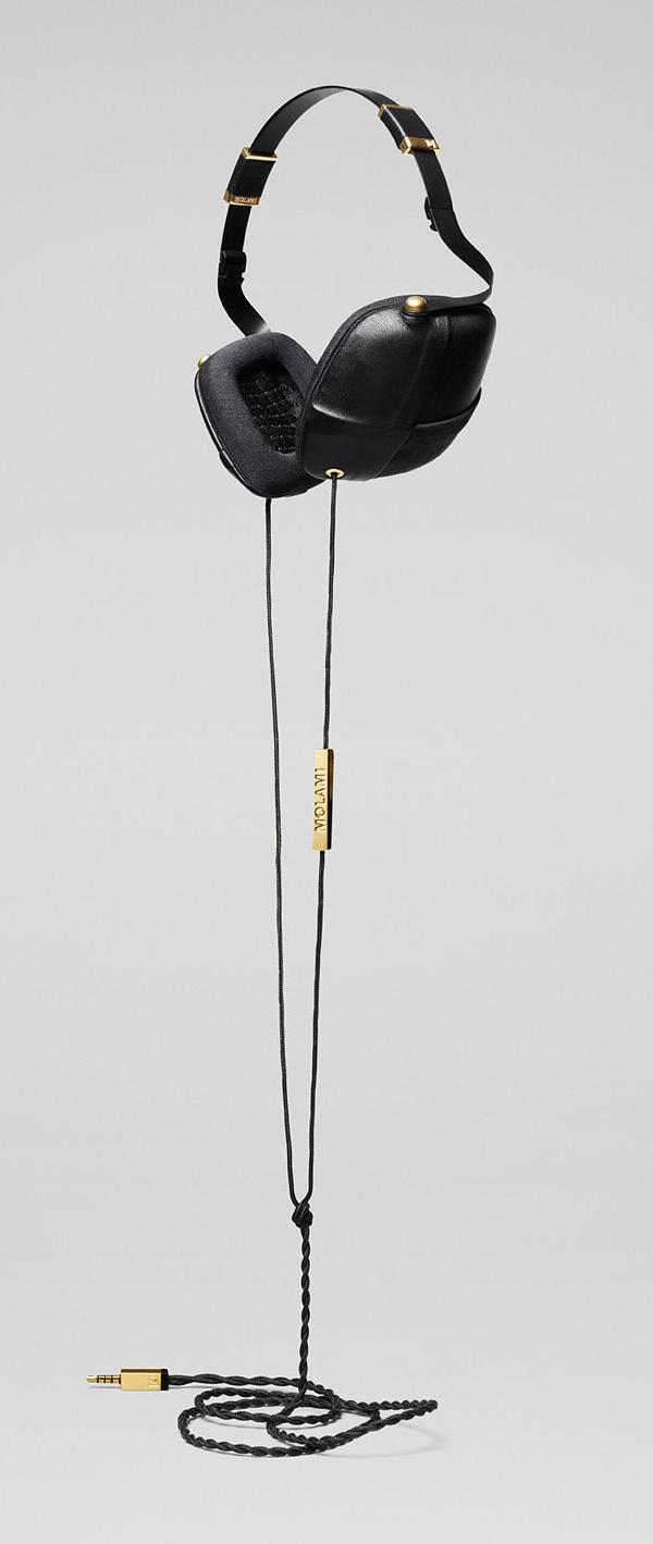 Molami Pleat Luxury Headphones