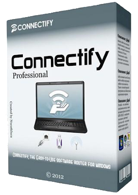 Connectify es una aplicación gratuita que convierte a tu ordenador portátil con Windows 7 en un hotspot, para que puedas compartir tu conexión con otros ordenadores u otros dispositivos móviles propios.