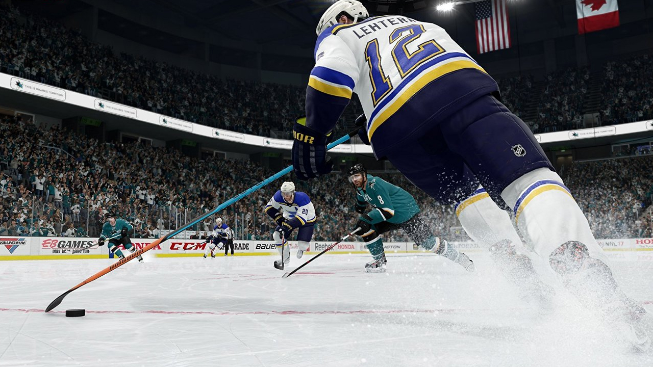 Nhl 17 Xbox One Review Chalgyr S Game Room