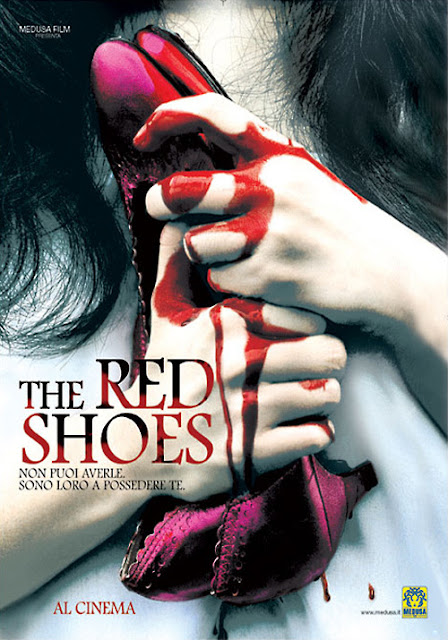 Sinopsis The Red Shoes (2005) - Film Korea