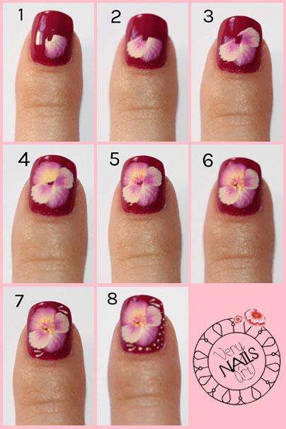 one-stroke-flores-paso-a-paso
