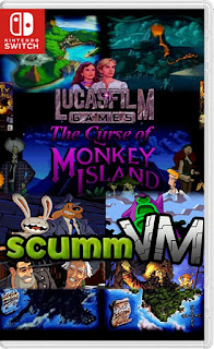 ScummVM + 49 games Switch NSP