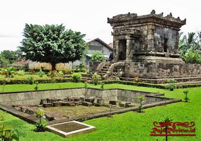 Candi Badut Malang, Jalan Candi Badut Malang, Lokasi Candi Badut Malang