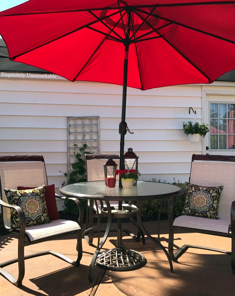 Replacement Chair Slings Outdoor Makeover How To Replace Patio Furniture Slings