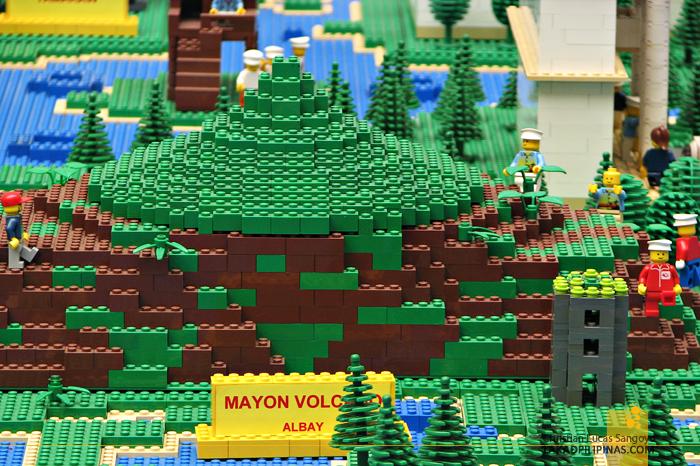 Lego Pilipinas Tara Na Exhibit Albay