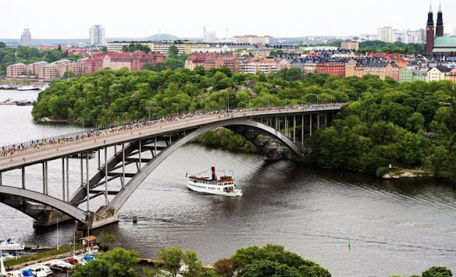 Το στολίδι του Βορρά: Η πόλη με τα 14 νησιά και τις 53 γέφυρες