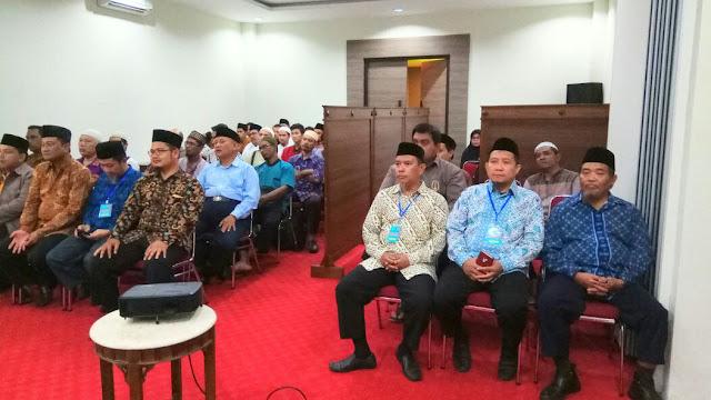 Musda 1, Wahdah Islamiyah Semarang Fokus Bangkitkan Semangat Umat