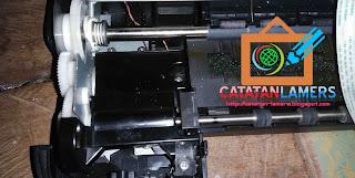 Cara Memperbaiki Canon IP2770 Blink 3x Bergantian / Error 6000