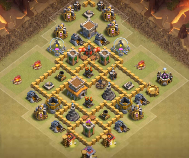 good th6 design