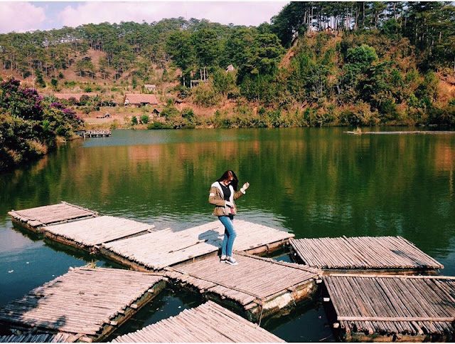 "Cu Lan Village - The fairly land in ""Poetic"" Da Lat 1"