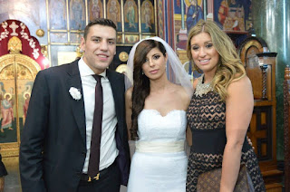 Milan Lucic In Wedding