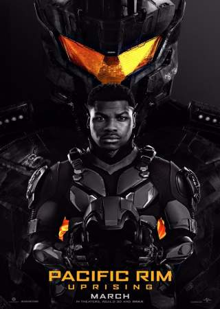 Pacific Rim Uprising 2018 English 1GB BRRip ESubs 720p
