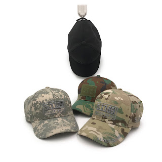 Fake 5.11 tactical caps from ever-present China