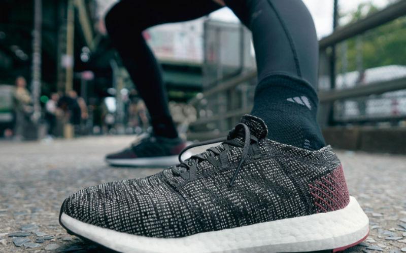 Adidas Pure Boost Go: zapatillas urbanas para running