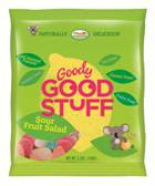 Goody Good Stuff, vegetarian, vegetarian sweets