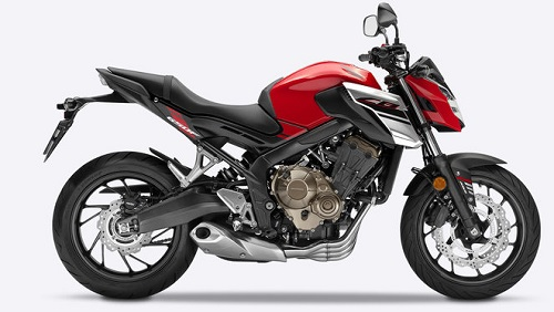 Motor Sport 600 cc terbaru tahun ini