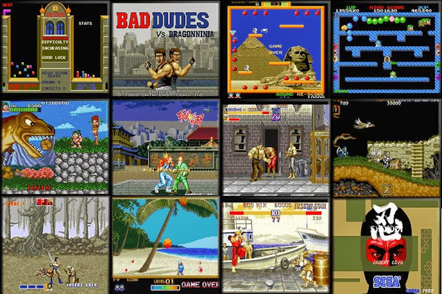 Download MAME 32 Games Free Download | Simple Way to