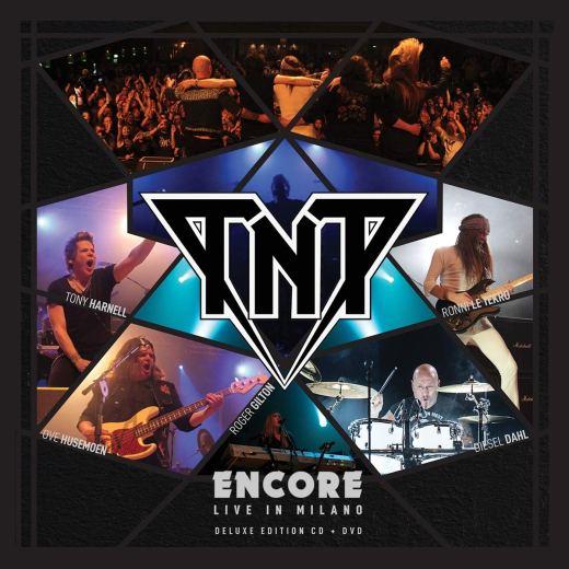 TNT - Encore; Live in Milano (2019) full