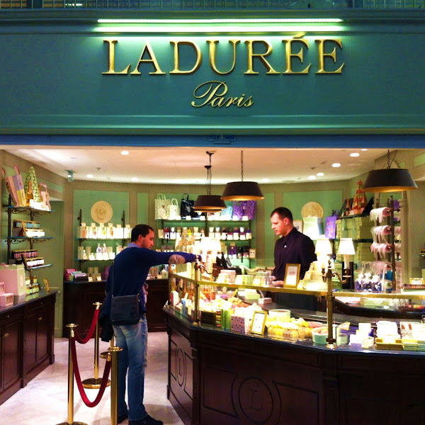 Sweet Treats from Laduree