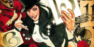 Zatanna Movie Was Reportedly Discussed By Warner Bros. & DC Films