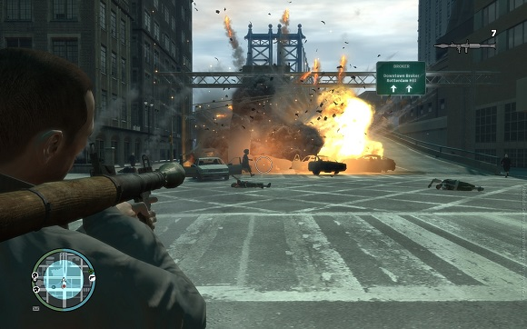 Download GTA IV PC Rip