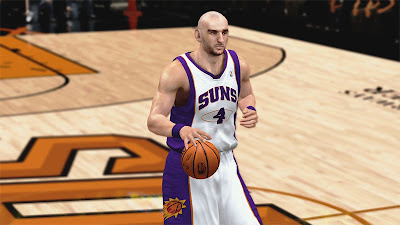 NBA 2K13 Marcin Gortat Cyberface 2K Patch