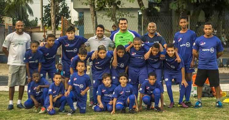 3dd2916000059 Nova Iguaçu inaugura escolinha de futebol