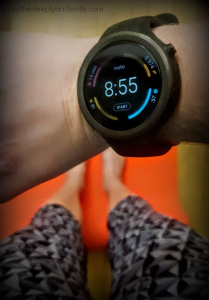 Get MOTOvated with the Moto 360 Sport