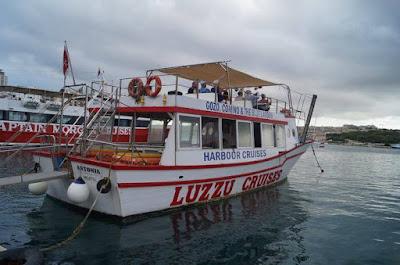 Luxxu cruises malta