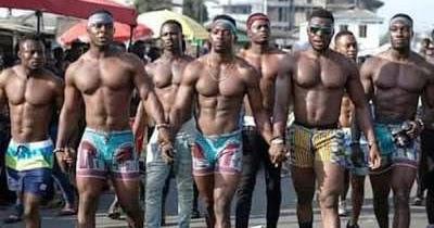 Ghana men