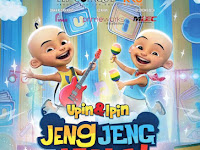 Download Film Upin dan Ipin Jeng Jeng Jeng (2016) WEB-DL Full Movie Sub Indo