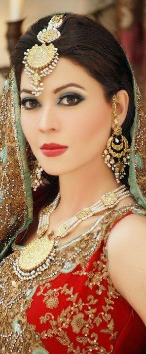Pakistani bridal jewelry sets - Just Bridal