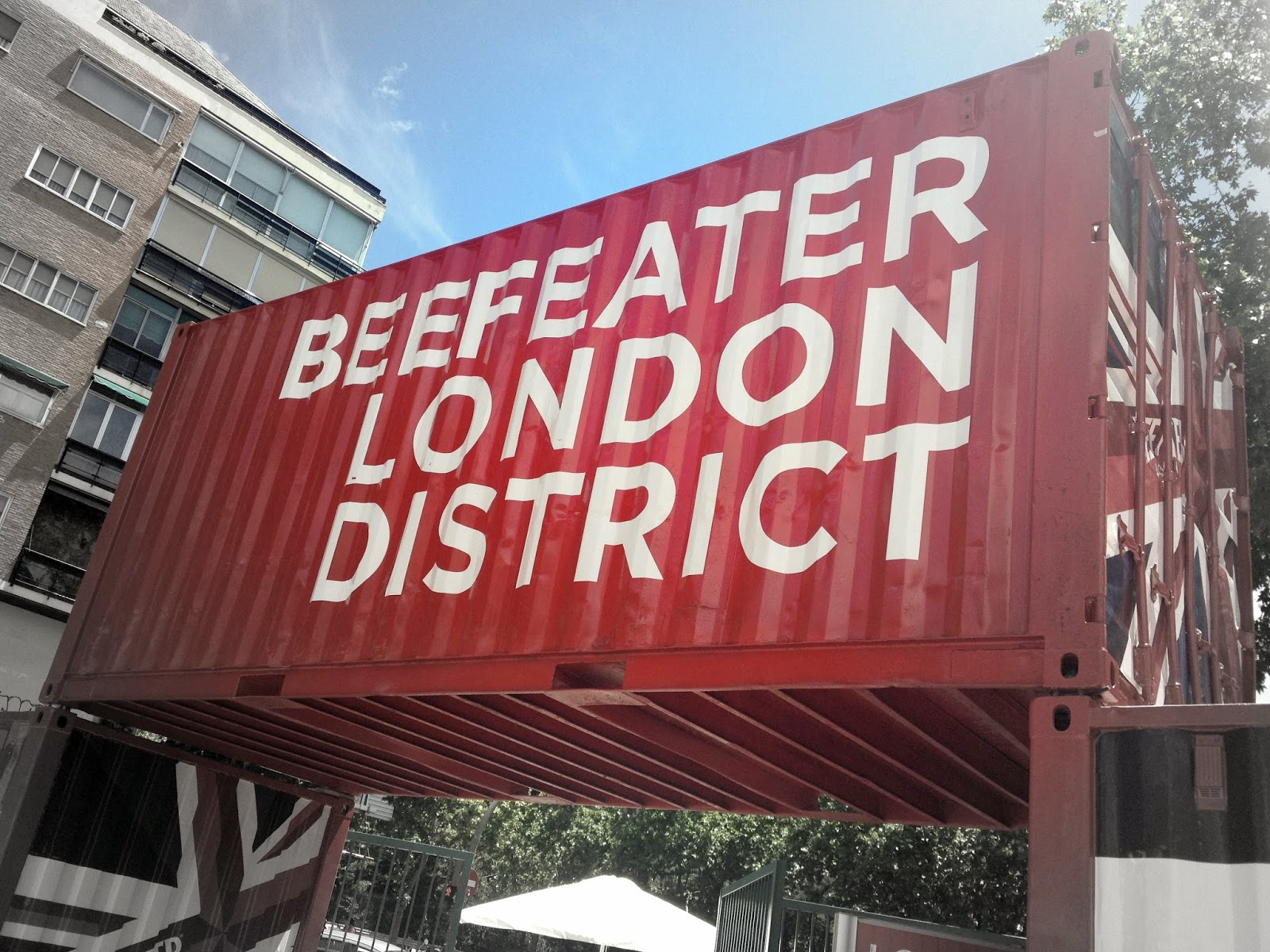 beefeater london district principe pio puerta