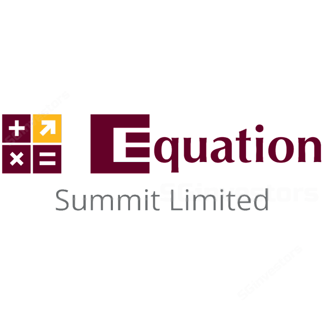 EQUATION SUMMIT LIMITED (532.SI) @ SG investors.io