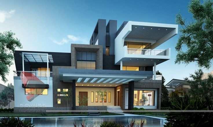 Ultra Modern Home Designs | Home Designs: Time Honored