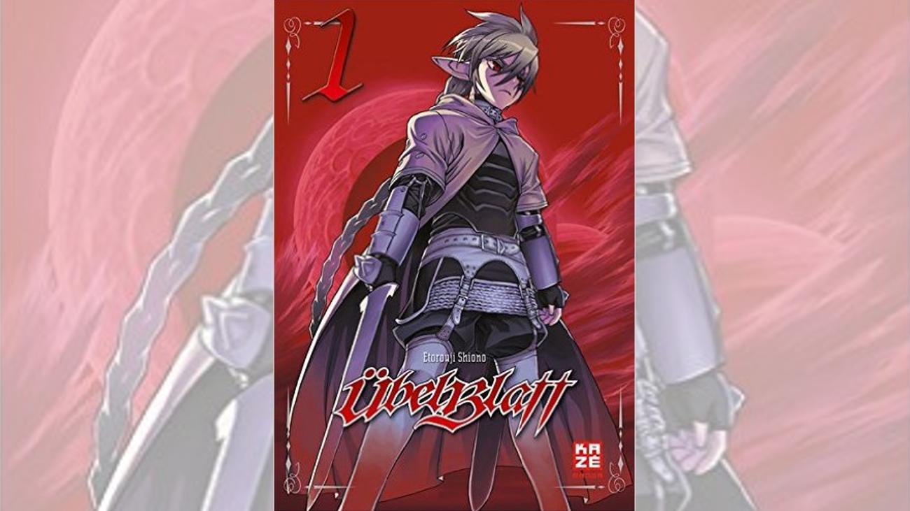 Manga Highlights 2016 Übel Blatt