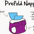 Prefold Nappies