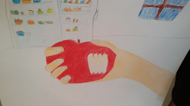 Συμμετοχή του Δημοτικού Σχολείου Λυγουριού στην 8η Biennale παιδικής ζωγραφικής