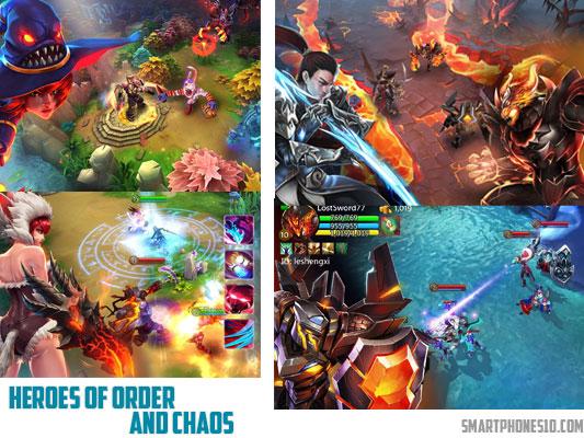 5 Game MOBA Terbaik untuk Android Pilihan Teratas