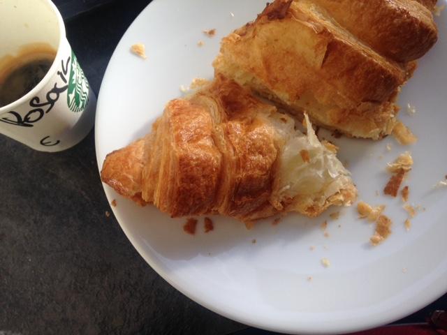 pelo Starbucks de Belém