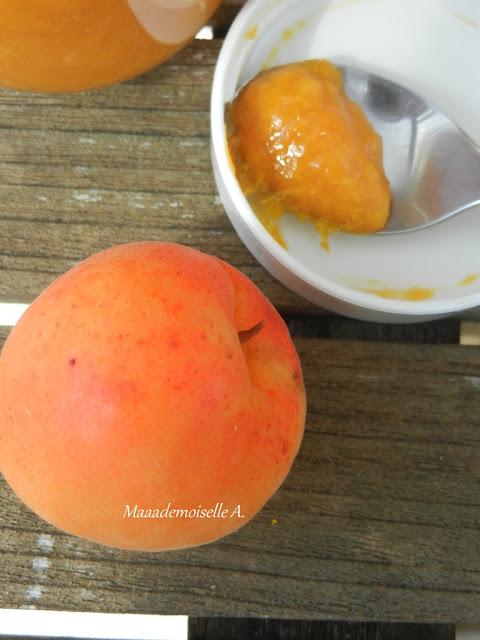 || Recette de petit pot pour bébé : Compote d'abricots