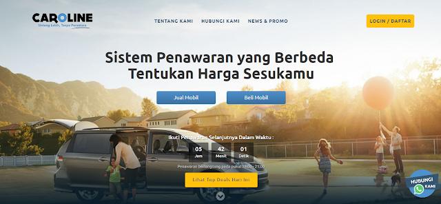 Macam-Macam Aplikasi Jual Beli Mobil Bekas Indonesia Terpercaya