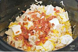 Keto Crack Chicken in the Crock Pot