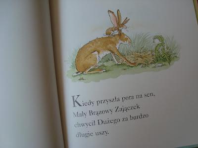 książka dla dzieci, o miłości, nawet nie wiesz jak bardzo cię kocham