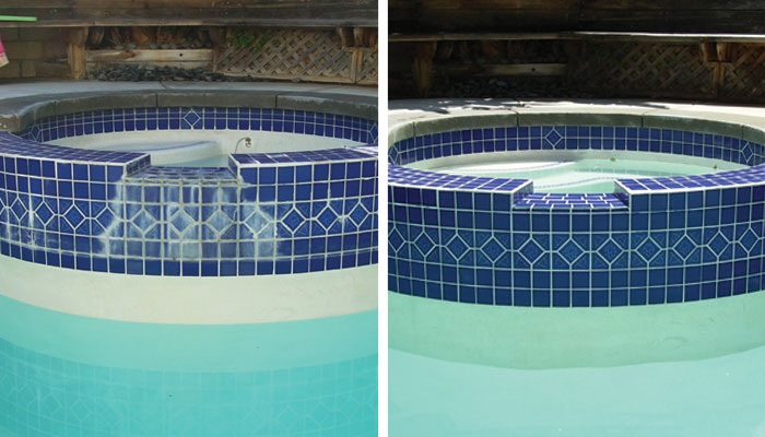 Pool Tile Oc Corona Del Mar Pool Tile Cleaning 888 296 2474