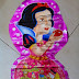 Balon Foil Character Snow White Metalik