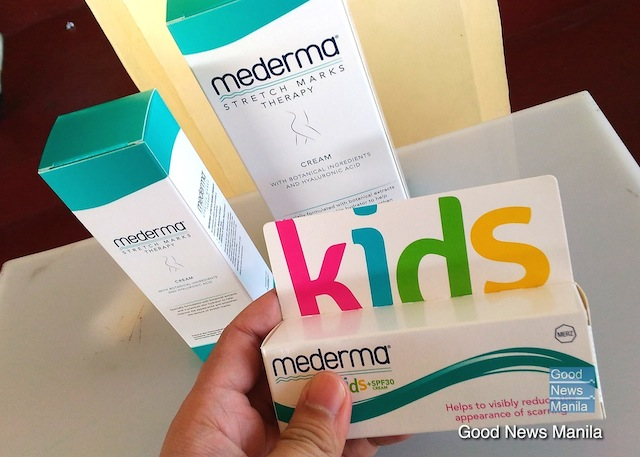Mederma Stretch Marks Therapy Kids