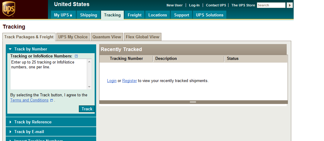 Track Status - check your applications,courier ,Payment/Tax