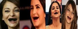 बॉलीवुड सितारों की ऐसी अनदेखी लेकिन मजेदार तस्वीरें जोकि शायद ही आपने पहले कभी देखी हों (Funny Photos, Funny Images And Unseen Pics Of Bollywood Stars), Funny images in hindi, Latest Funny images in hindi, funny superstars images, latest funny images of Bollywood heroins