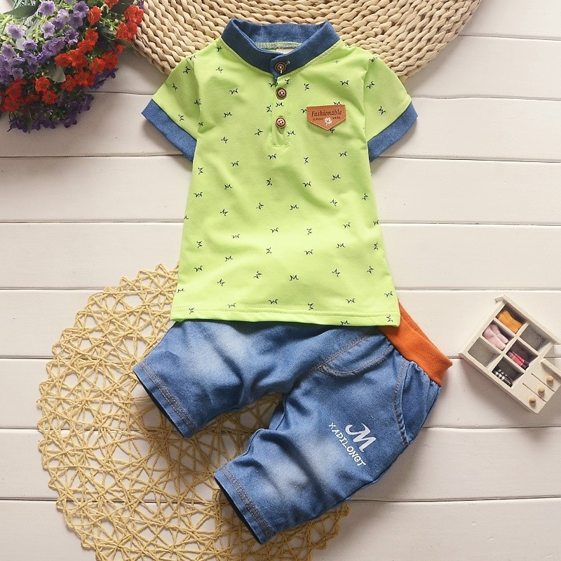 a7b935f59a6 05141702 Casual boy sets - with jeans